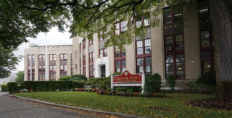 CARDINAL HAYES HIGH SCHOOL