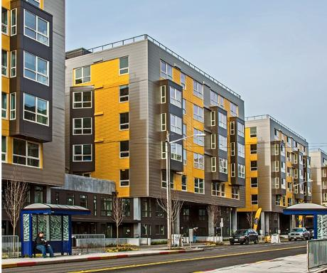 UNION AT SOUTH LAKE UNION (MUNICIPAL BENCHMARKING ACCOUNT
